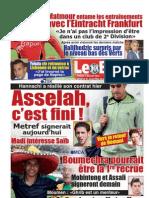 LE BUTEUR PDF du 05/07/2011