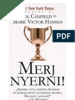 Jack Canfield & Marc Victor Hansen - Merj Nyerni!