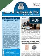 Boletim Informativo N.º 24 - Julho/2011