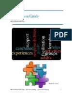 facilitation guide for assignment1