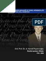 Ord. Prof. Dr. A. Hamdi Peynircioğlu Konferansları Kitabı 1994-2008