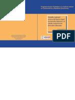 Estudio Regional Acerca Del Marco Legal en Derecho Laboral y el Estado Actual de los Derechos Laborales