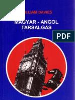 William Davis - Magyar - Angol társalgás