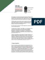 Vida y Obra de Teilhard de Chardin