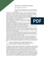 ANTECEDENTES HISTÓRICOS DE LA CN
