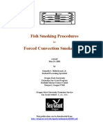 Fish Smoking Procedures