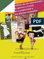 Analisis de Los Estereotipos de Genero a Traves de La Public Id Ad y Los Dibujos Animados