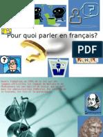 Le français, à quoi ça sert