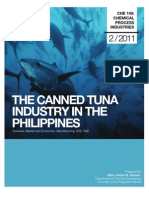 The Canned Tuna Industry in the Philippines 4