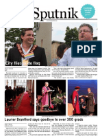 Sputnik Issue 1 - Page 1 - Summer Issue 2011