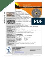 Polimero Para Limpieza de Membranas de Nanofiltracion Con Sulfatos Genesys-dw