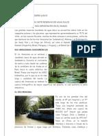 Las Siete Reservas de Agua Dulce
