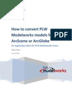 PLW App Note - ArcView