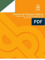 Informe de Finanzas Publicas 2011