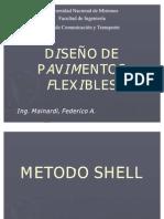 Diseño de pavimentos flexibles -SHELL