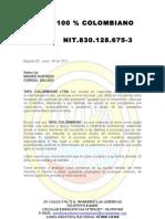 Port a Folio Multiservicios Familiares GOLD