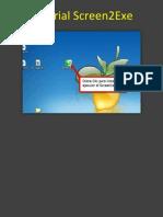 Tutorial Screen2Exe