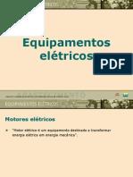 Equipamentos Elétricos - Motores