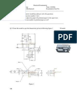 CATIA Drawings for Practice (Pune ) | Scientific Modeling | Mathematics
