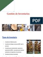 Gestión de Inventarios (CAB)