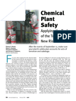 Chemical Plant Safety