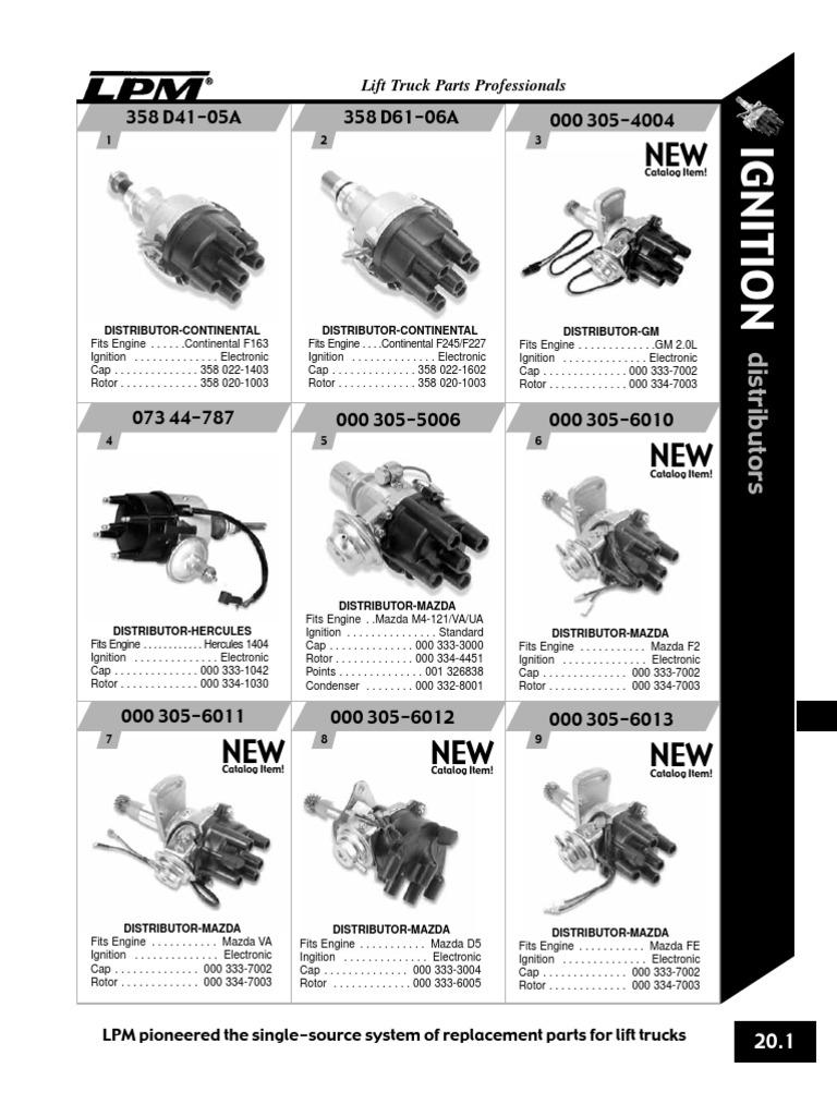 l1ignition | Distributor | Ignition System
