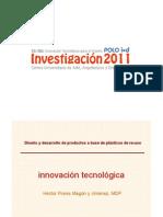 1.Innovación Tecnológica