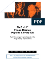 Phage Display Manual