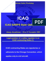 ICAO Sarps Obligations En