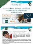 TIC en la empresa, ponencia 01