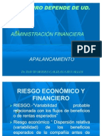 Apalancamiento Operacional y Financiero