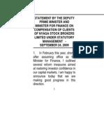 Press Statement Uhuru Nyaga Stock Brokers Limited by Capital Markets