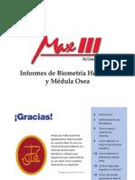 Manual Max III