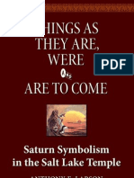 Saturn Symbolism in the Salt Lake Temple