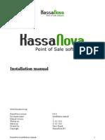 KassaNova Installation Manual