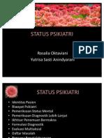 Status Psikiatri