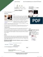04-07-2011 Tendencias Favorecen a Priista en Nayarit - El Siglo de Durango