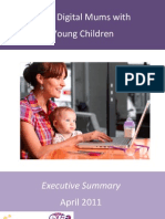 EIAA Digital Mums With Young Children Executive Summary