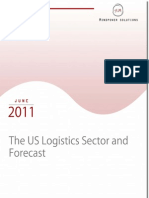 The US Logistics Sector and Forecast Executive Summary