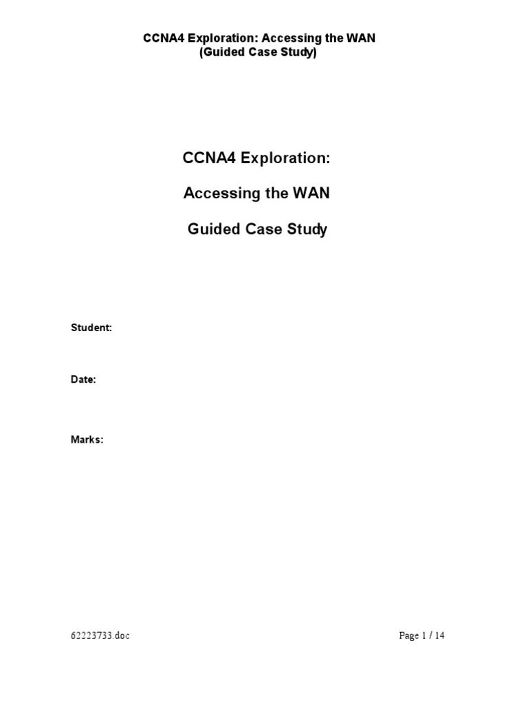 CCNA  RSE Practice Skills Assessment   PT   CCNA v    Exam