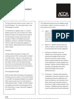 ACCA Ethics Code