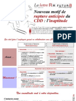 Lettre d'Information RHF 07 2011