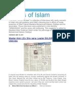 Indians Accepting Islam -True Interviews