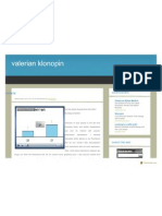 Valerian Klonopin Website Information and Data.