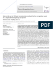 State-Of-The-Art of 3D Facial Reconstruction Methods for Face Recognition Based on a Single 2D Training Image Per Person