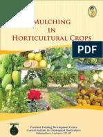 Mulching in Horticultural Crops Bulletin)