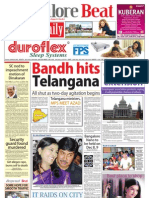 Bangalore Beat Evening Newspaper - 05.07