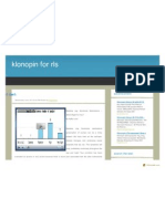 Klonopin For Rls Website Information and Data.