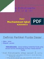 Resume Hidrodinamika Iqbal