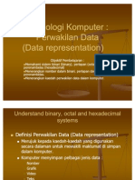 6- Data Representation